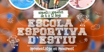 Escola Esportiva d'Estiu 2018