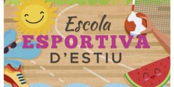 Escola Esportiva d'Estiu 2019xx